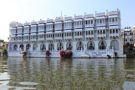 Lake Pichola – Hotels Udaipur
